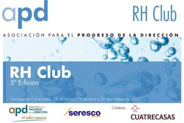 RH Club 2017. Compartiendo experiencias sobre recursos humanos