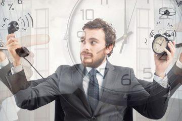 La gestión del tiempo. Las horas