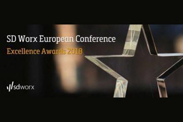 ¡Estamos nominados para los SD Worx Excellence Award!