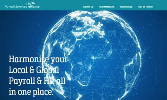 Payroll Service Alliance estrena página web