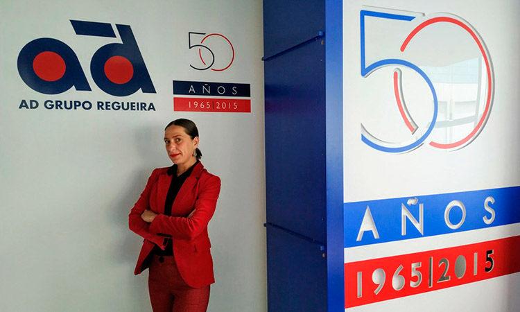 Hablando de RRHH hoy con… Emma Ferreiro, responsable de recursos humanos en AD Grupo Regueira