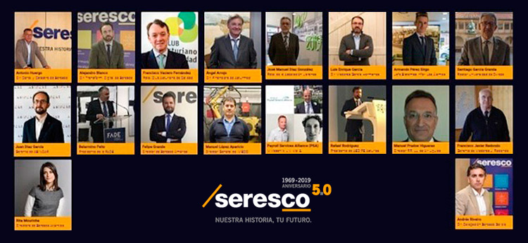 Seresco 50 Aniversario: nuestra historia, tu futuro