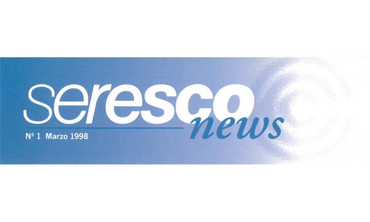 What´s new? 'Seresco News'