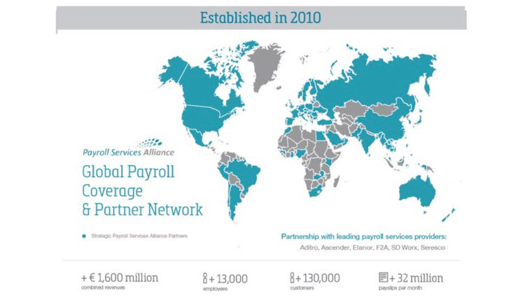 Payroll Services Alliance cumple 10 años