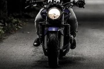 Como andar en moto